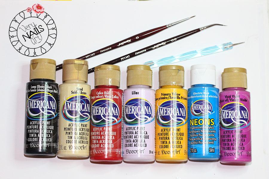 pintura-acrilica-americana-pinceles-roubloff