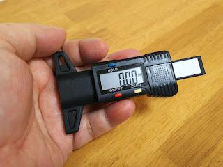 モノタロウ Miniデジタルデプスゲージ 27035523