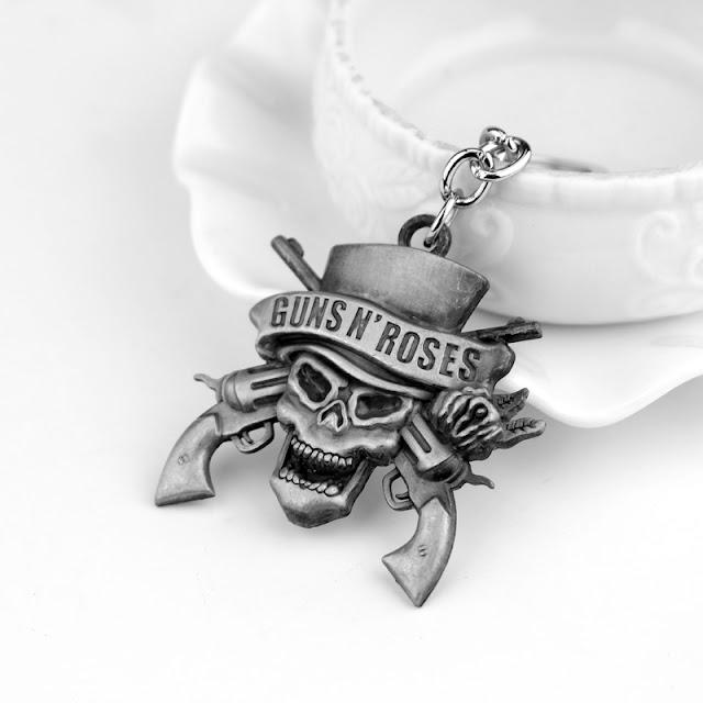 Breloc Guns'N'Roses Rock
