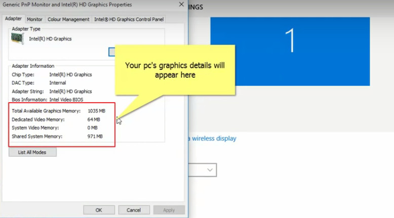 How to Check Graphic Card on Windows 10 | KeepTheTech