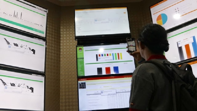 Independent Poll Indonesia: Prabowo Menang di Jabar dan Jatim, Jokowi Unggul Tipis di Jateng