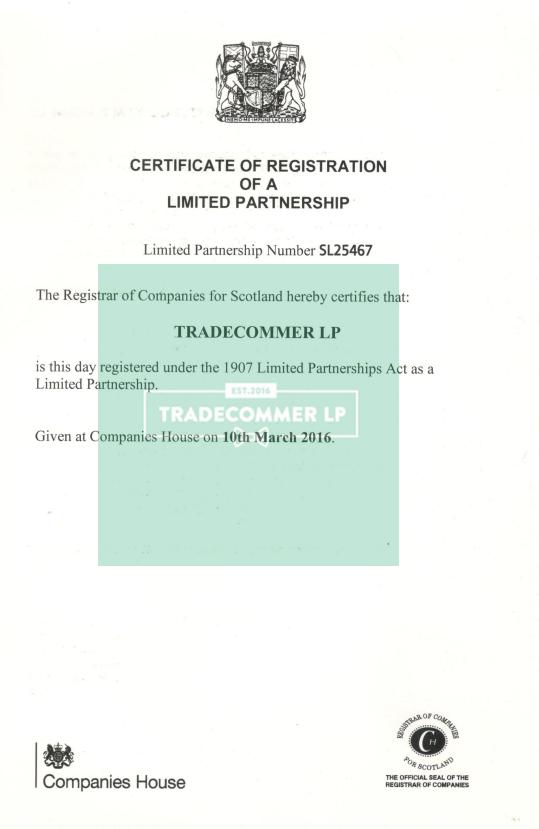 tradecommer.exchange mmgp