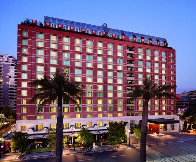 Hotel de Luxo The Ritz-Carlton em Santiago
