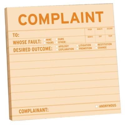Tips Membuat Surat Komplain  Klaim Barang Yang Baik Dan Benar