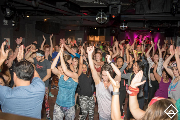 DAYBREAKER, DC Events, DAYBREAKER DC, Penn Social Events, Dance Party, Viva Bodyroll