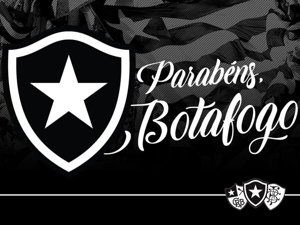 8 de dezembro  dia da união do Botafogo Football Club com o Club de Regatas  Botafogo 20329c03a4b47