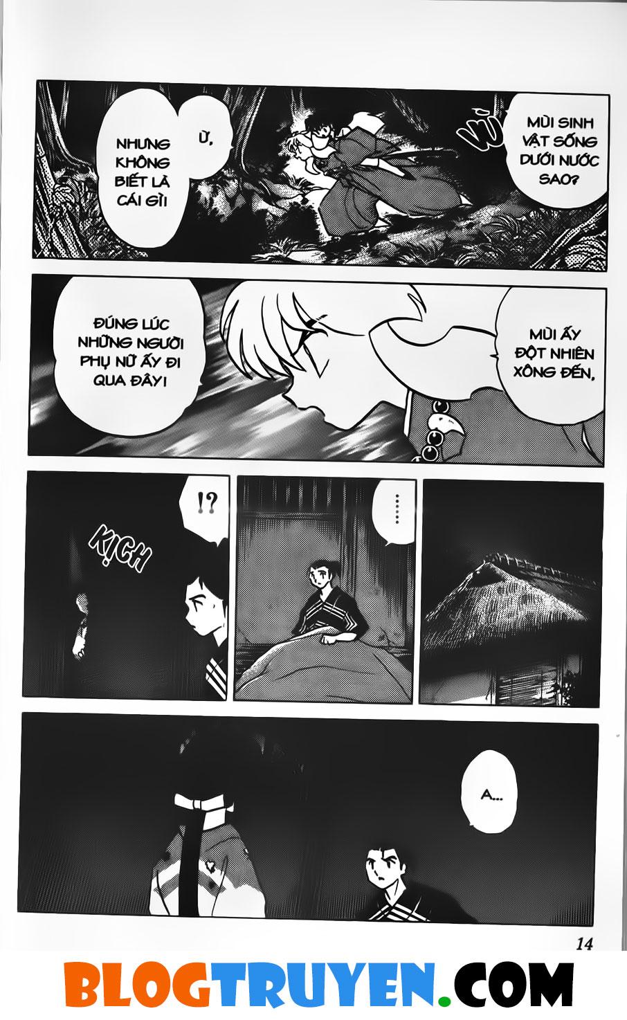 Inuyasha vol 30.1 trang 12