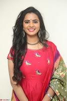 Manasa in Pink Salwar At Fashion Designer Son of Ladies Tailor Press Meet Pics ~  Exclusive 54.JPG