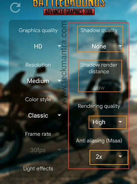 Play PUBG mobile Ultra HD graphics without root