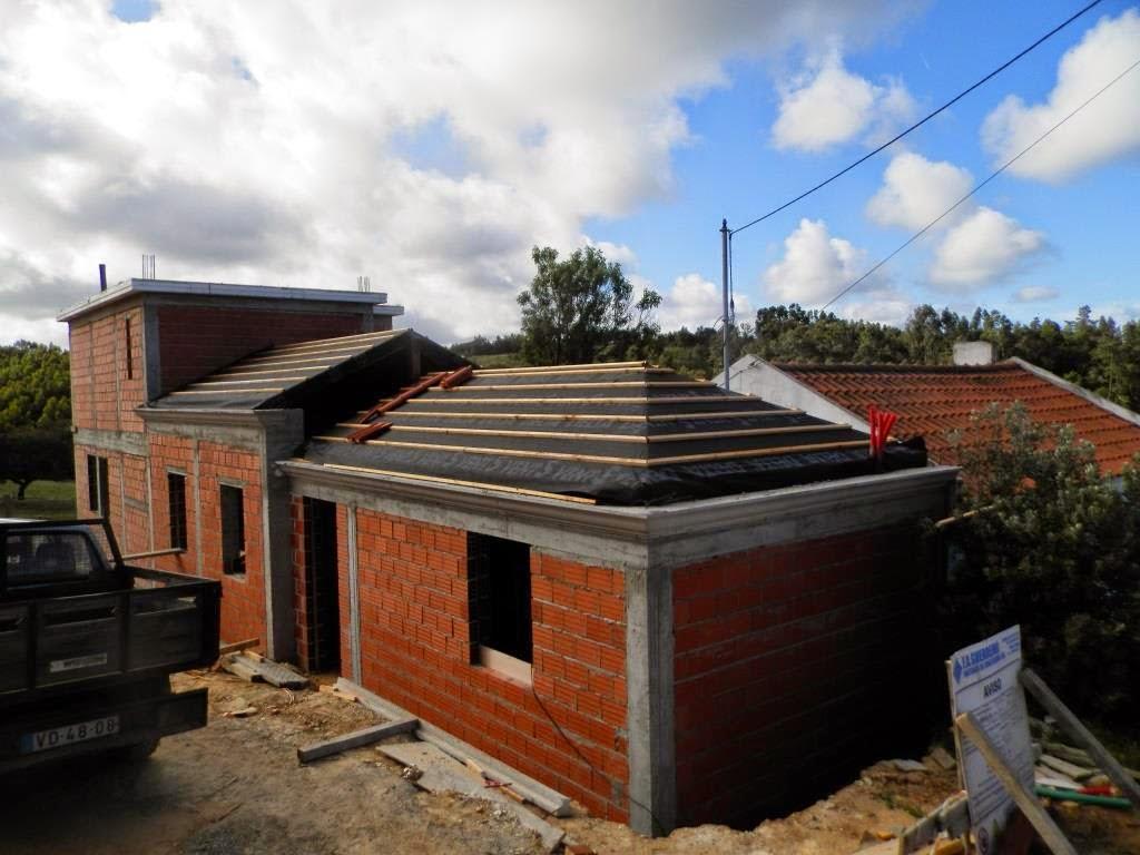 Ramada velha   sobrosinho: nieuwbouw