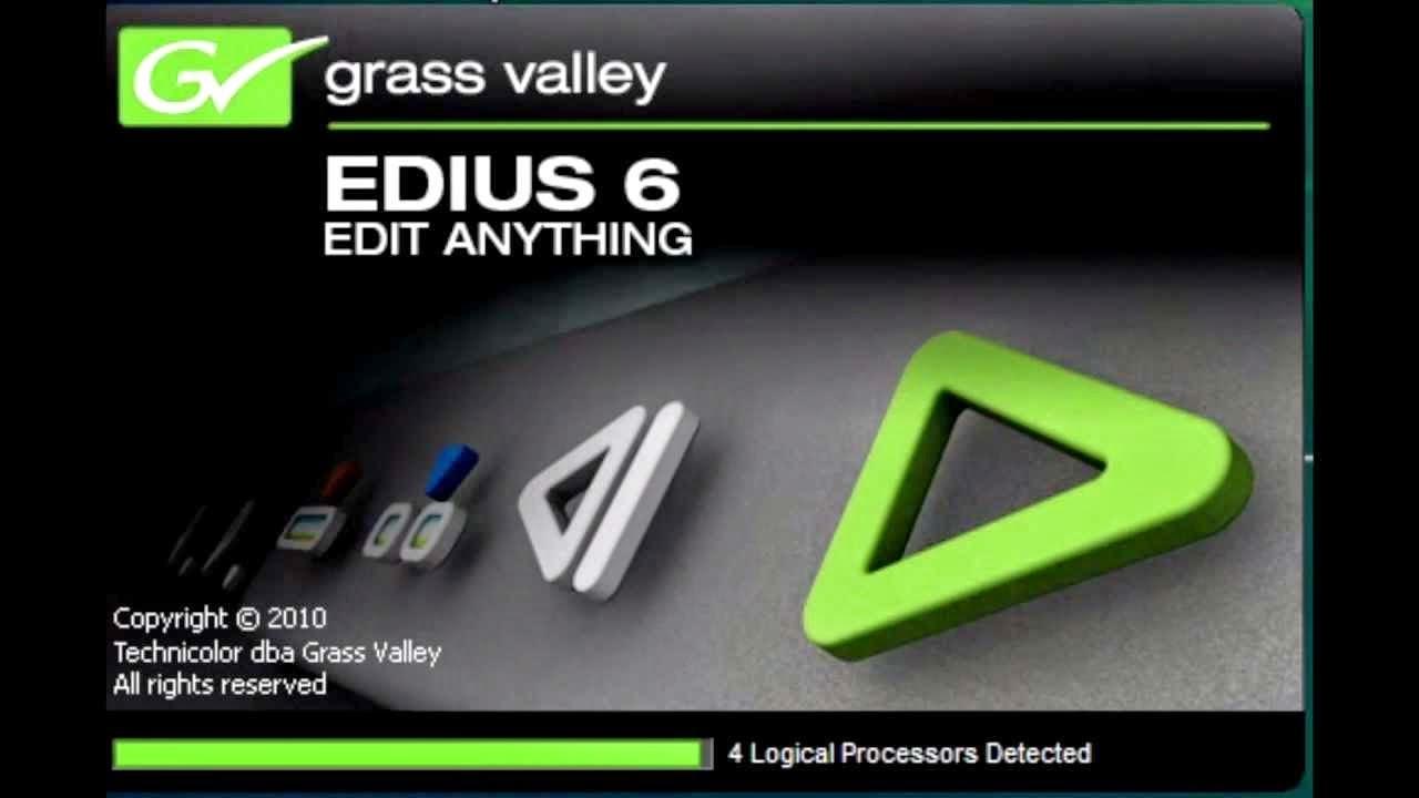 Edius 6.8 Free Download With Crack