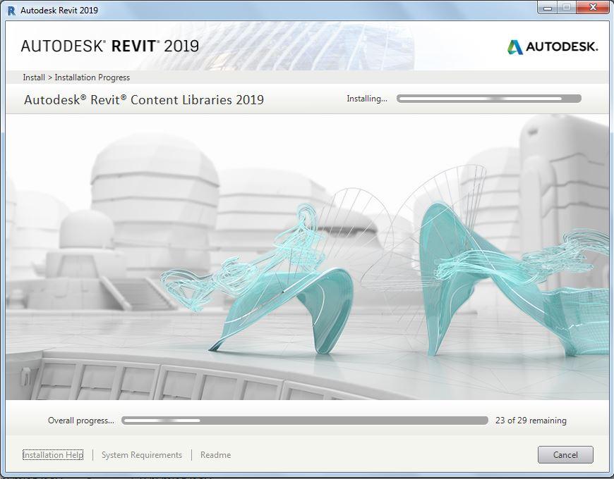 RevitCat: Revit 2019 Installation
