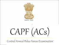 UPSC Central Police Force (AC) Exam Syllabus