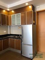 Saigon Pearl Topaz 2 cho thuê 86m2 | bếp