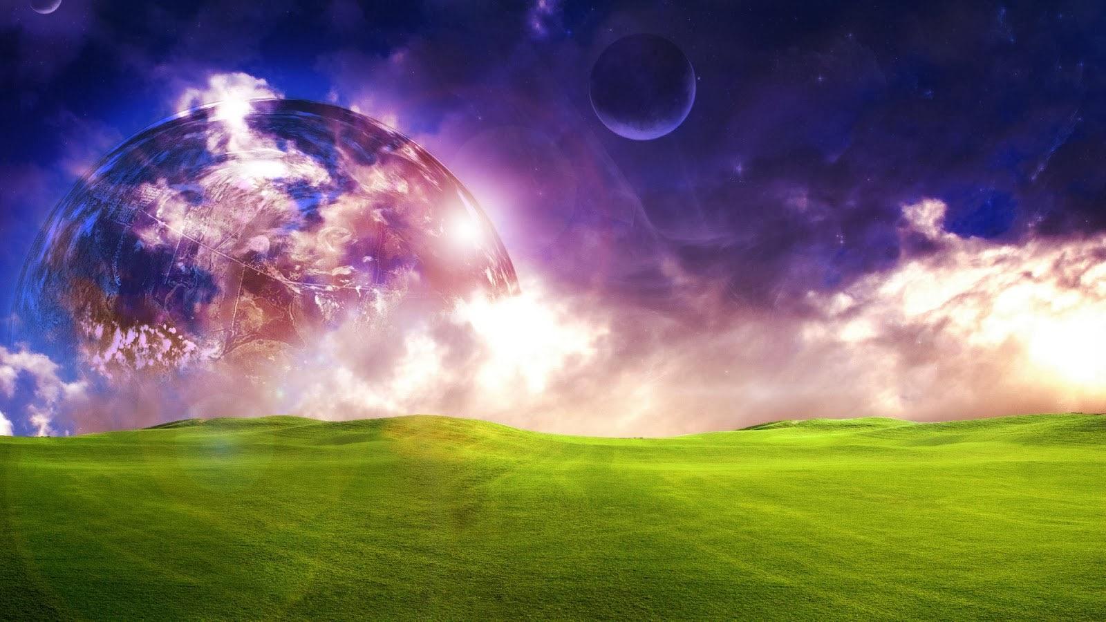 anstract earth wallpaper - photo #6