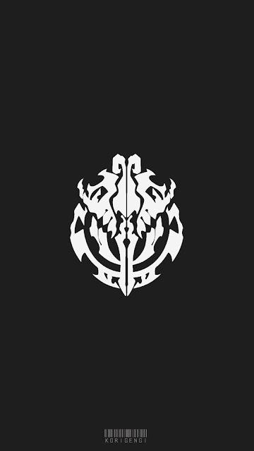 Nazarick Logo - Overlord Wallpaper