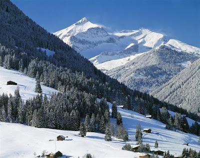 Jesús Augusto Sarcos Romero: ¿Qué hacer en los Alpes Suizos?