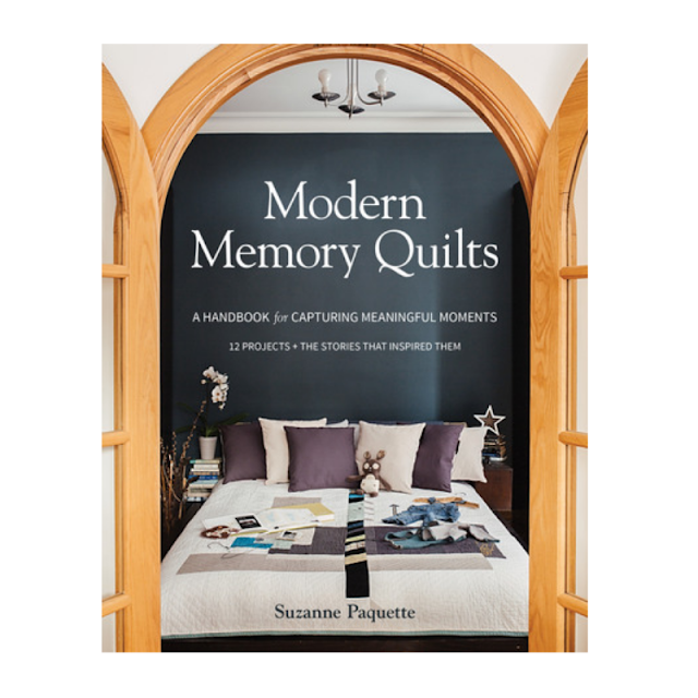 Modern Memory Quilts | 2018 Holiday Gift Guide for Quilters | Shannon Fraser Designs