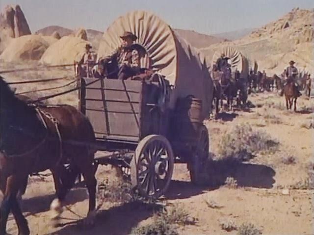 TV When I was Born Wagon Train