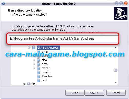 Cara Menginstall CLEO Mod GTA San Andreas