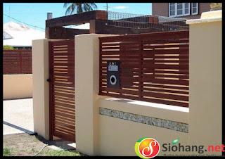 kumpulan pagar rumah cantik