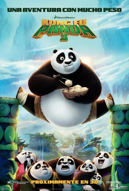 Kung Fu Panda 3 - Latino - 1080p - Portada