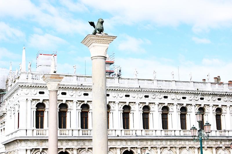 Nacionalna biblioteka Marciana (Biblioteca Marciana) u Veneciji.