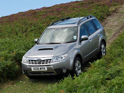 Subaru Forester Off Road Normal Resolution HD Wallpaper 6
