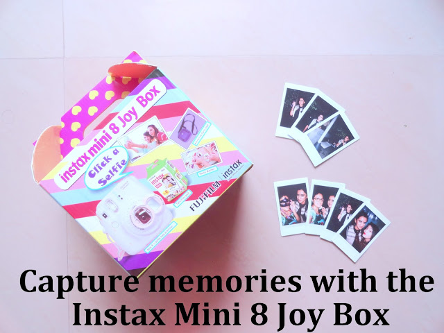 #Instaxicated with the Fujifilm Instax Mini 8 Joybox  image