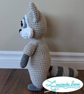L'accroche laine - Razmot le raton