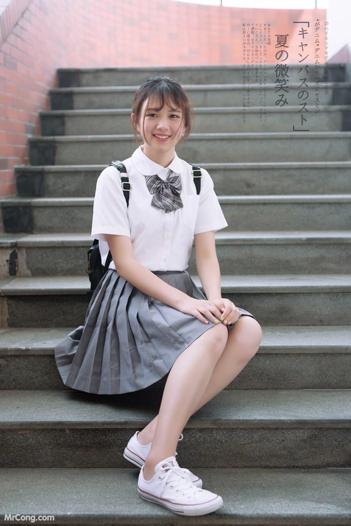 Image School-girls-by-Ronnie-MrCong.com-053 in post Những cô nàng nữ sinh xinh đẹp mê mẩn người xem chụp bởi Ronnie (96 ảnh)