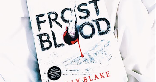 Frostblood By: Elly Blake Review