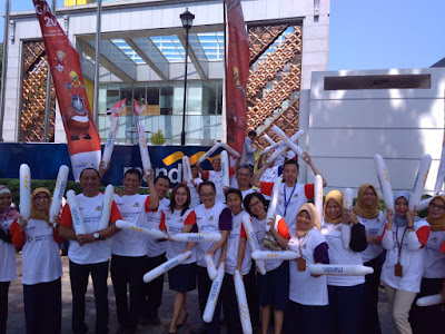 Bank Mandiri dukung Asian Games 2018