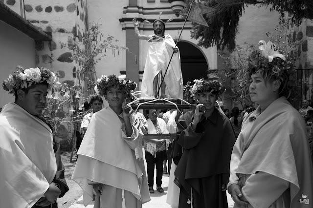 Fiestas tradiciones y costumbres de Oaxaca