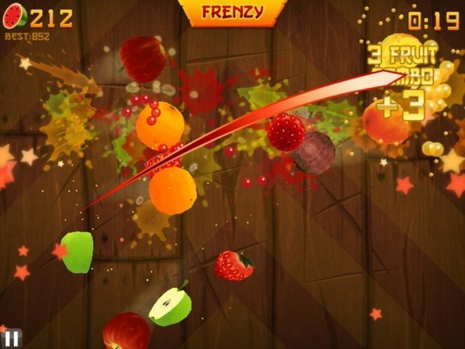 Game Fruit Ninja