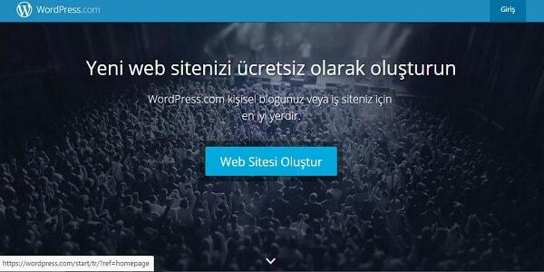 Wordpres Blog Nasıl Açılır