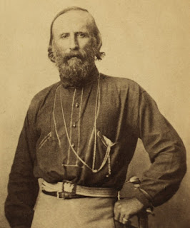 Giuseppe Garibaldi's Expedition of the Thousand had the support of Victor Emmanuel II