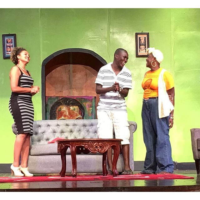 PHOTOS Of The Lady Who Pranked Larry Madowo On National Television!