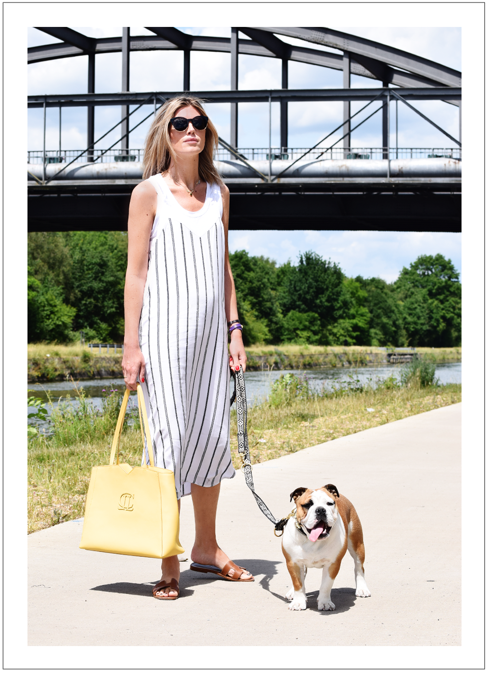 Outfit of the day, Equipment, Hermès, Lebeau-Courally, Not shy, Anne Zellien, Tiffany Co, Minitials, Dior, Dewolf, ootd, style, fashion, blogger, orban sandals