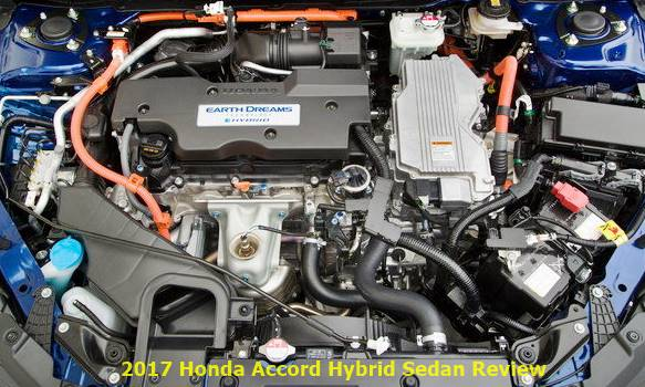 2017 Honda Accord Hybrid Sedan Review