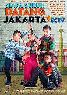 Siapa Suruh Datang Jakarta (SCTv)