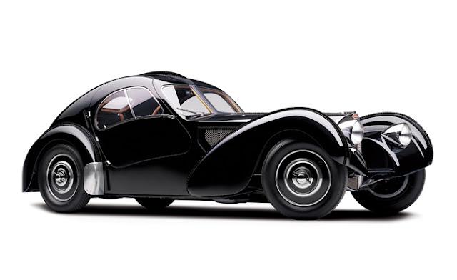 Bugatti 57SC Atlantic 1920