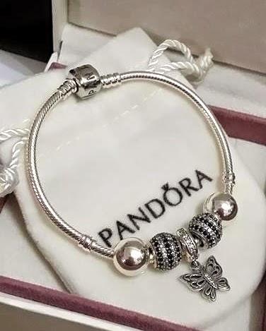 pandora gold bracelet price malaysia