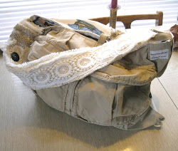 Messenger Lace Tote Bags