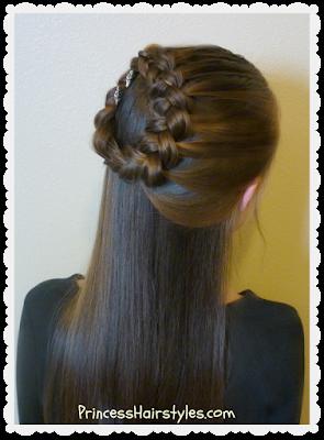Excellent Hairstyles For Girls Princess Hairstyles Short Hairstyles Gunalazisus