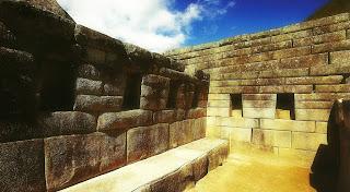 Câmara dos Ornamentos: Um Exemplo da  Engenharia Inca, em Machu Picchu