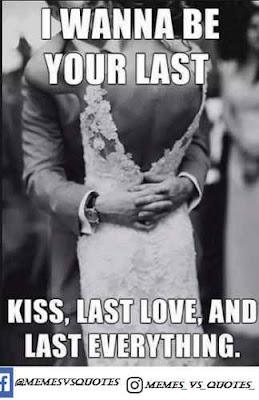 I Wanna Br your last