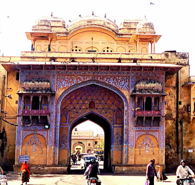 Inside Jaipur