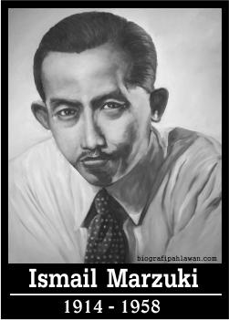 """Biografi Ismail Marzuki """"Mendendangkan Api Perjuangan"""" Tokoh Pahlawan Nasional"""