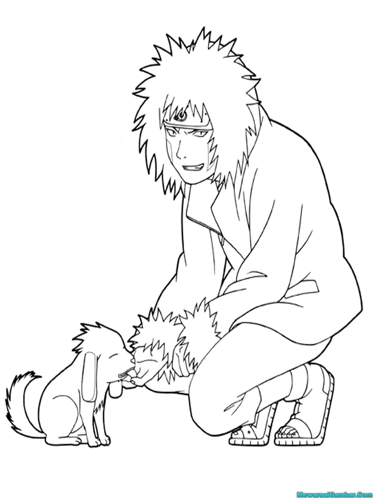Shino Coloring Pages Coloring Pages